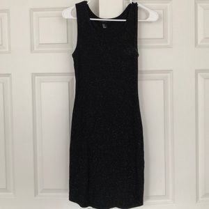 Forever 21 Medium Black and white sleeveless dress